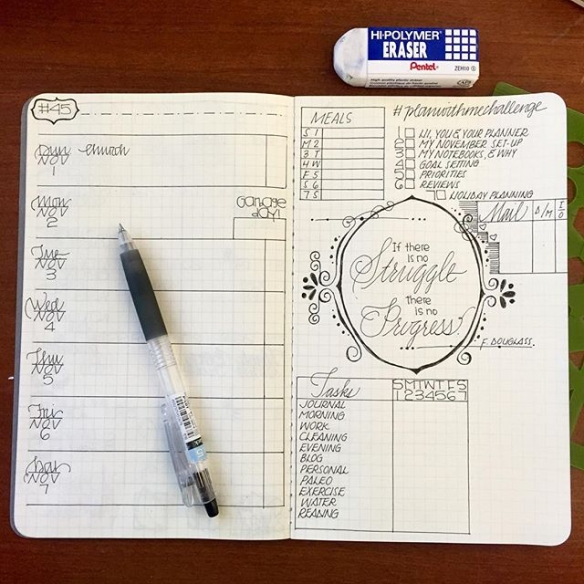 Meal Plan Excel Template